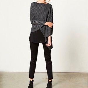 Eileen Fisher Gray Ponte Pants Size XL
